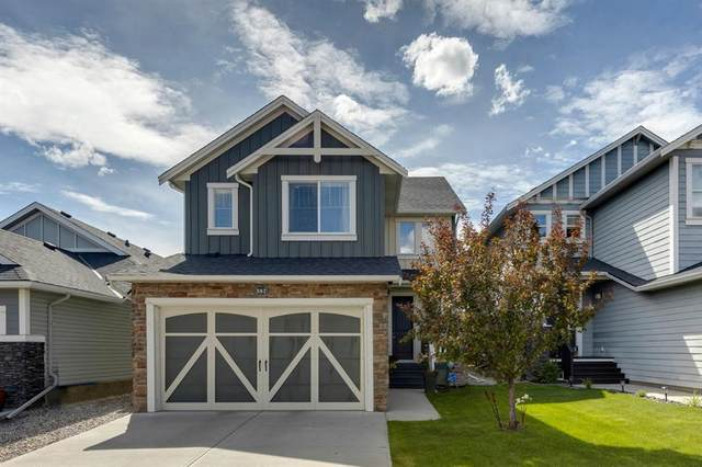 357 Williamstown Green NW, Airdrie, AB T4B 0T2 (#A1119603) :: Calgary Homefinders