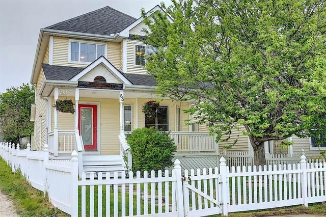 83 Hidden Crescent NW, Calgary, AB T3A 5L4 (#A1119618) :: Calgary Homefinders