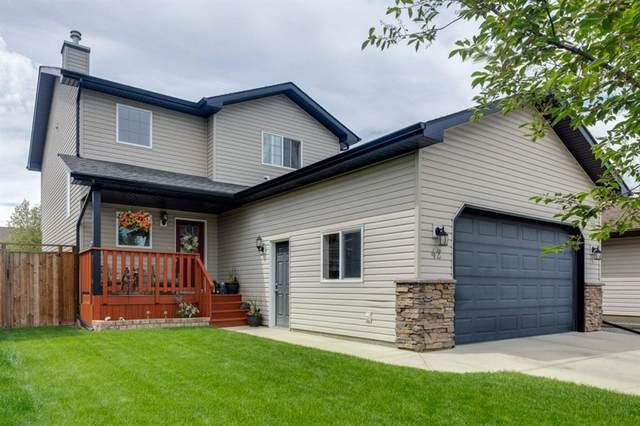 42 Jenner Crescent, Red Deer, AB T4P 0B2 (#A1119619) :: Calgary Homefinders