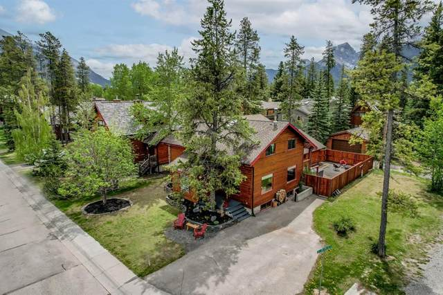 1241 17TH Street, Canmore, AB T1W 1T5 (#A1119630) :: Canmore & Banff
