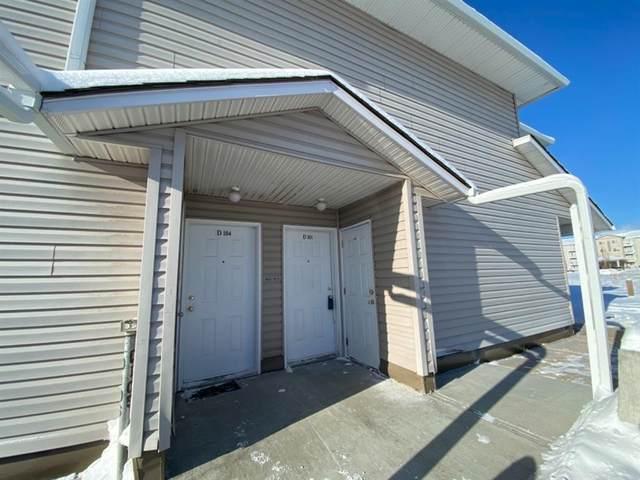 11018 106 Avenue 101D, Grande Prairie, AB T8V 7T3 (#A1119633) :: Calgary Homefinders