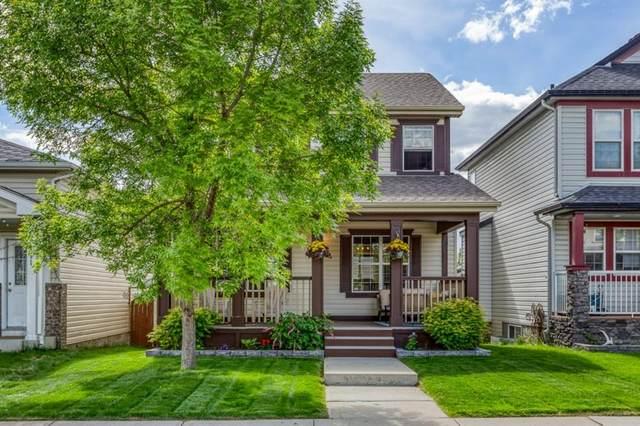115 Covepark Place NE, Calgary, AB T3K 6A1 (#A1119636) :: Calgary Homefinders