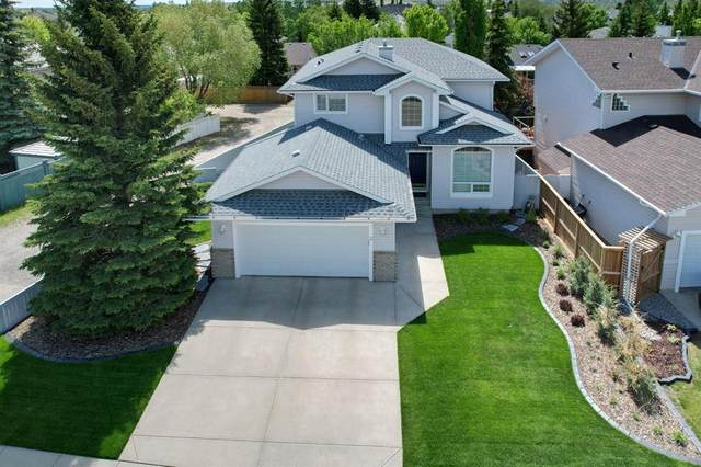 3 Crystalridge Way, Okotoks, AB T1S 1P4 (#A1119638) :: Western Elite Real Estate Group
