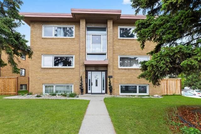 1603 37 Street SW #4, Calgary, AB T3C 1T8 (#A1119639) :: Calgary Homefinders