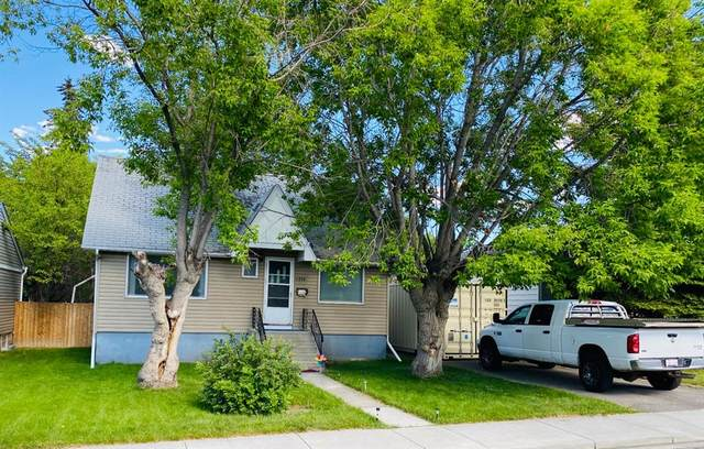 4020 1 Street NW, Calgary, AB T2K 0X1 (#A1119642) :: Calgary Homefinders