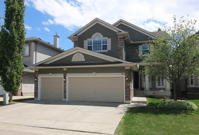 93 Royal Highland Road NW, Calgary, AB T3G 4Y4 (#A1119648) :: Calgary Homefinders