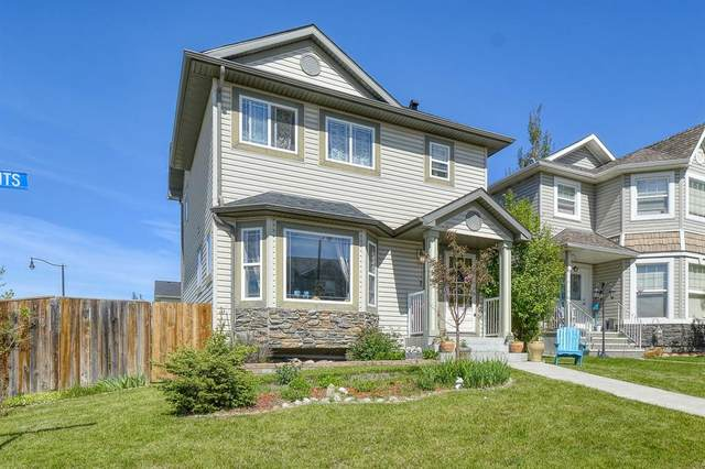 4 Crystal Shores Heights, Okotoks, AB T1S 2H8 (#A1119650) :: Calgary Homefinders