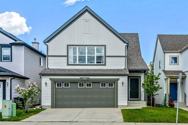 558 Copperfield Boulevard SE, Calgary, AB T2Z 4C6 (#A1119658) :: Calgary Homefinders