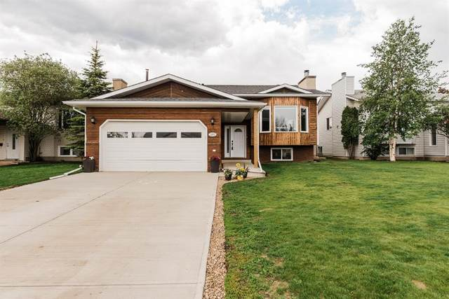 125 Bergeron Road, Fort Mcmurray, AB T9K 2C1 (#A1119681) :: Calgary Homefinders