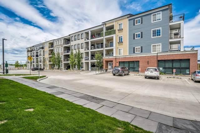 215 Legacy Boulevard SE #4118, Calgary, AB T2X 3Z7 (#A1119701) :: Greater Calgary Real Estate