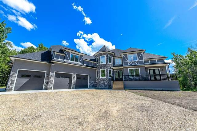 11, 50001 Twp Rd 713, Rural Grande Prairie No. 1, County of, AB T8X 4A3 (#A1119705) :: Greater Calgary Real Estate