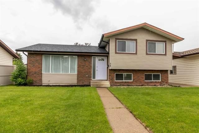 58 Niven Street, Red Deer, AB  (#A1119715) :: Calgary Homefinders