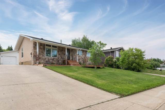 705 Timberline Drive, Fort Mcmurray, AB T9K 1B1 (#A1119731) :: Calgary Homefinders