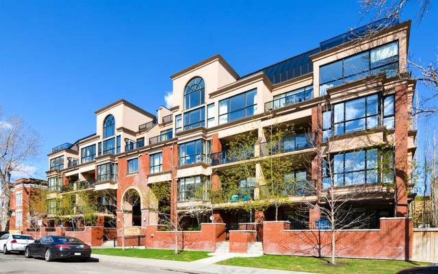 1730 5A Street SW #205, Calgary, AB T2S 2E9 (#A1119744) :: Calgary Homefinders