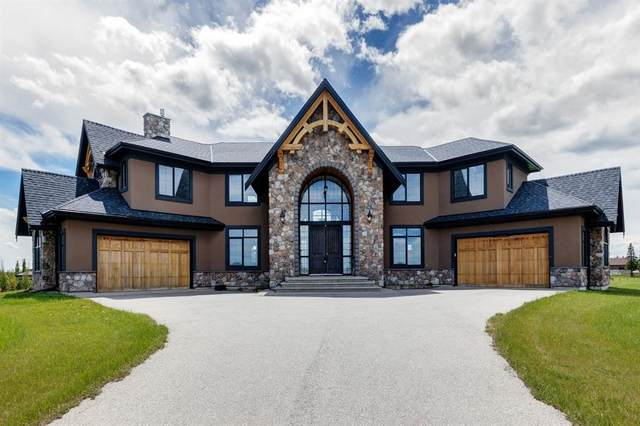 229 Windhorse Court, Rural Rocky View County, AB T3Z 0B4 (#A1119752) :: Calgary Homefinders