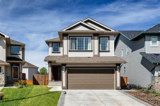 47 Cimarron Vista Circle, Okotoks, AB T1S 0B1 (#A1119754) :: Calgary Homefinders