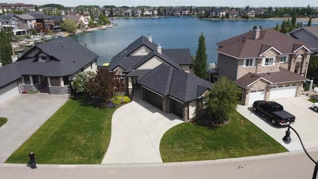 134 Crystal Shores Drive, Okotoks, AB T1S 1X8 (#A1119756) :: Calgary Homefinders