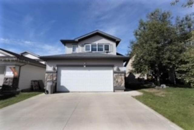 10214 Landing Drive, Grande Prairie, AB T8X 0B5 (#A1119757) :: Calgary Homefinders