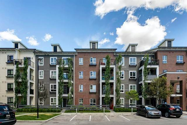 279 Copperpond Common SE #2207, Calgary, AB T2Z 0S4 (#A1119768) :: Calgary Homefinders