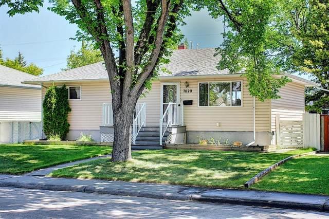 7620 21 A Street SE, Calgary, AB T2C 0W2 (#A1119777) :: Calgary Homefinders