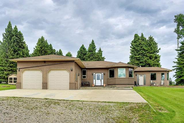 380029 Range Road 8-3, Rural Clearwater County, AB T4T 2A2 (#A1119782) :: Greater Calgary Real Estate