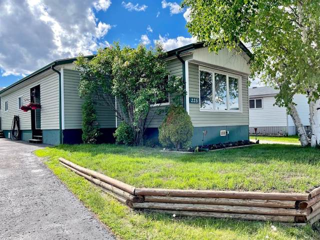 225 Gregoire Crescent, Fort Mcmurray, AB T9H 2L5 (#A1119791) :: Calgary Homefinders