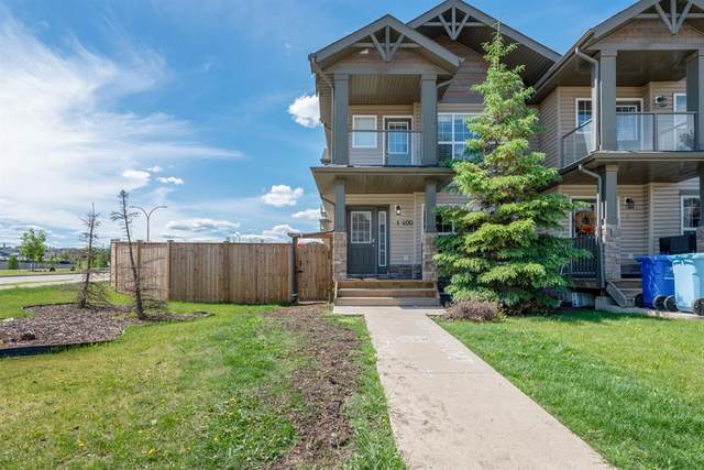 400 Sparrow Hawk Drive #1, Fort Mcmurray, AB T9K 0P1 (#A1119793) :: Calgary Homefinders