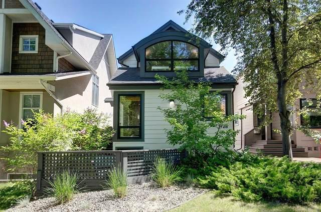 728 16 Street NW, Calgary, AB T2N 2C3 (#A1119806) :: Calgary Homefinders