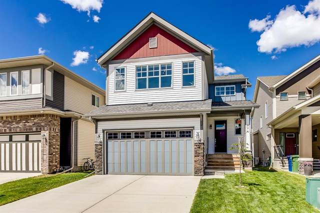 274 Reunion Green NW, Airdrie, AB T4B 3W5 (#A1119809) :: Greater Calgary Real Estate