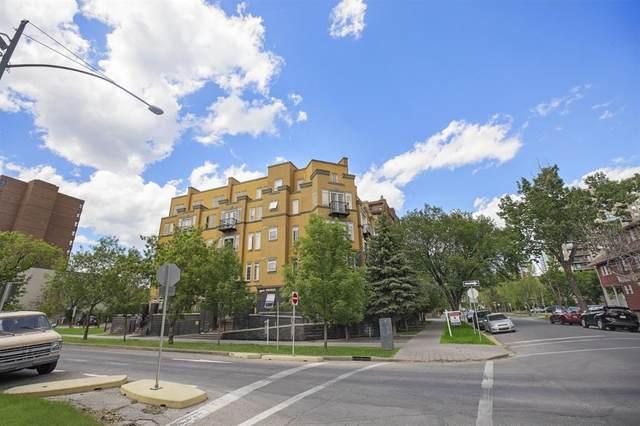 1000 15 Avenue SW #401, Calgary, AB T2R 0S6 (#A1119861) :: Calgary Homefinders