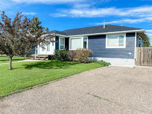 4601 54 Street, Stettler Town, AB T0C 2L1 (#A1119870) :: Greater Calgary Real Estate