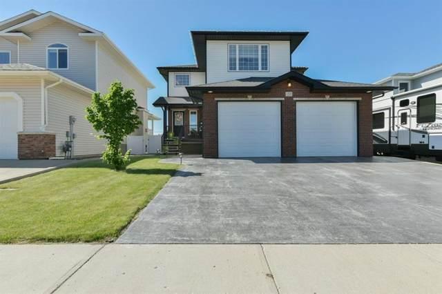 133 Vista Road SE, Medicine Hat, AB T1B 4X6 (#A1119882) :: Greater Calgary Real Estate