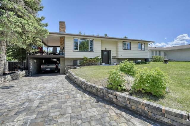 157 Chinook Drive, Cochrane, AB T4C 1E3 (#A1119894) :: Western Elite Real Estate Group