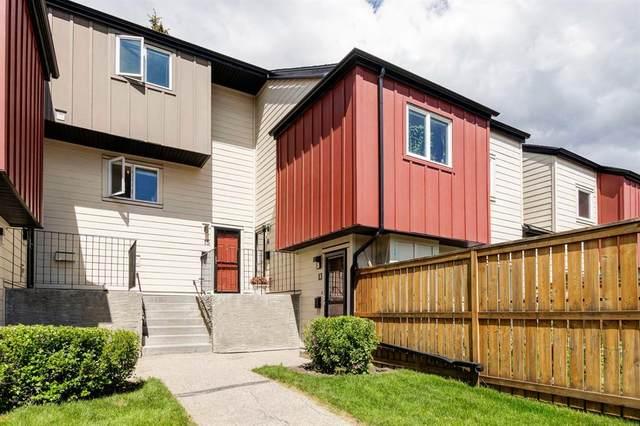 4740 Dalton Drive NW #14, Calgary, AB T3A 2H5 (#A1119896) :: Calgary Homefinders