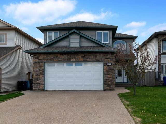 398 Pacific Crescent, Fort Mcmurray, AB T9K 0E5 (#A1119929) :: Calgary Homefinders