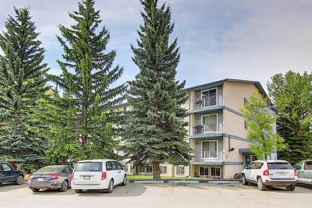 5601 Dalton Drive NW 308D, Calgary, AB T3A 2E2 (#A1119932) :: Calgary Homefinders