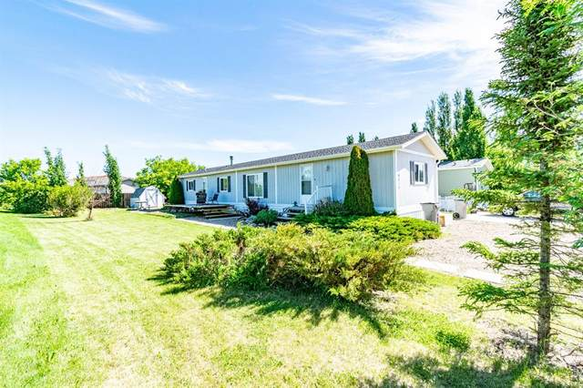 6014 53 Avenue Close, Stettler Town, AB T0C 2L2 (#A1119938) :: Calgary Homefinders