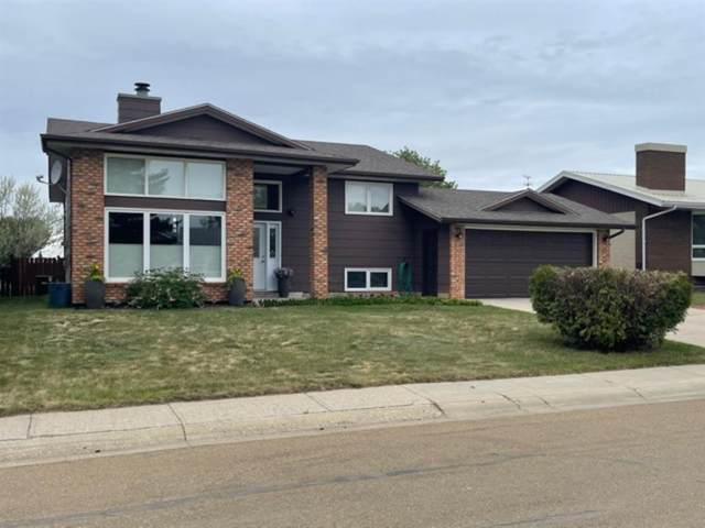 907 Argue Drive, Hanna, AB T0J 1P0 (#A1119940) :: Greater Calgary Real Estate