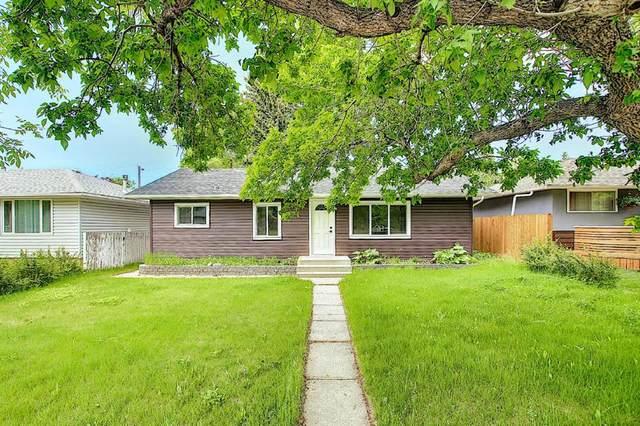 2445 Elmwood Drive SE, Calgary, AB T2B 1T2 (#A1119973) :: Calgary Homefinders