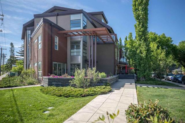 118 34 Street NW #203, Calgary, AB T2N 2X5 (#A1119977) :: Greater Calgary Real Estate