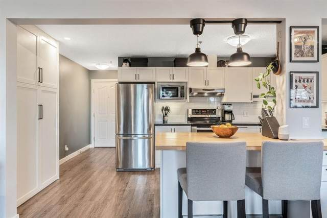 649 Marsh Road NE #212, Calgary, AB T2E 5B4 (#A1119985) :: Greater Calgary Real Estate