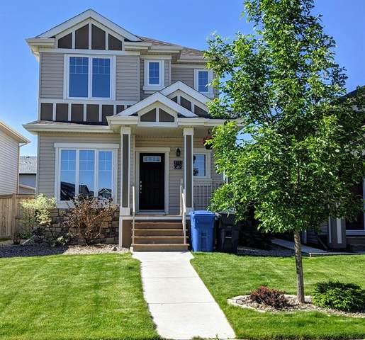 1111 Keystone Grove W, Lethbridge, AB T1J 4S7 (#A1119991) :: Calgary Homefinders
