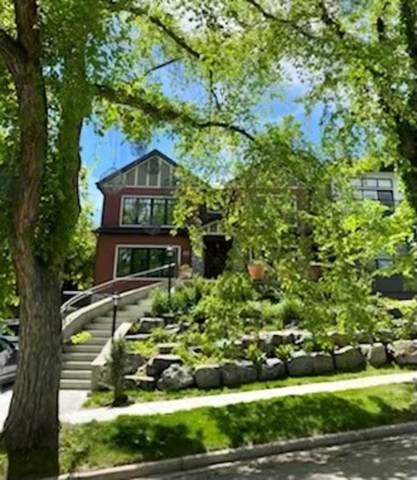 507 Salem Avenue SW, Calgary, AB T3C 2K7 (#A1120010) :: Calgary Homefinders