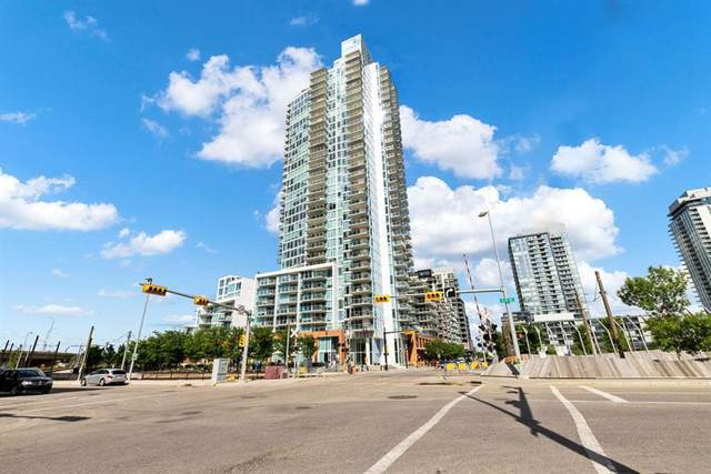 510 6 Avenue SE #806, Calgary, AB T2G 1L7 (#A1120011) :: Calgary Homefinders