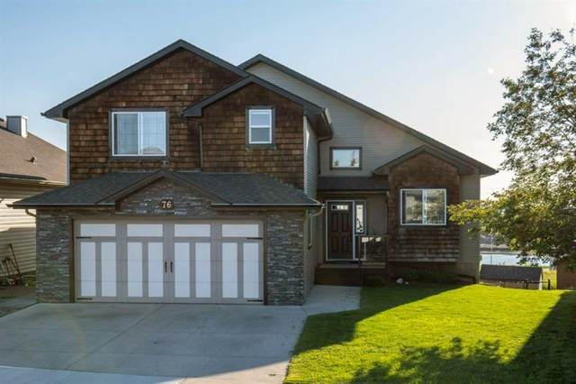 76 Hillcrest Boulevard, Strathmore, AB T1P 1W9 (#A1120012) :: Calgary Homefinders