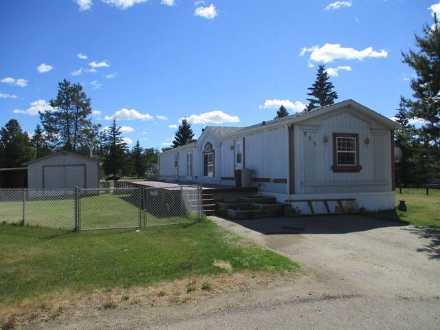905 2A  Street SE, Manning, AB T0H 2M0 (#A1120030) :: Greater Calgary Real Estate