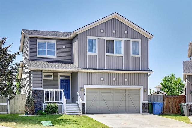 112 West Creek Green, Chestermere, AB T1X 0B4 (#A1120035) :: Greater Calgary Real Estate