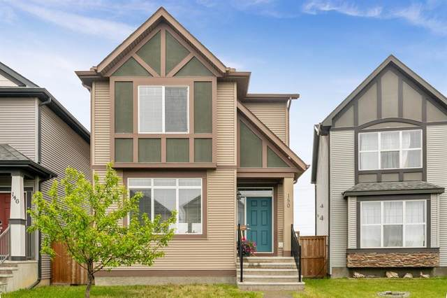 150 Cranford Common SE, Calgary, AB T3M 0J1 (#A1120043) :: Calgary Homefinders