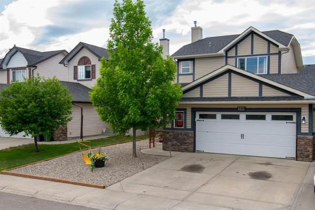 122 Ranch Ridge Court, Strathmore, AB T1P 0A5 (#A1120069) :: Calgary Homefinders
