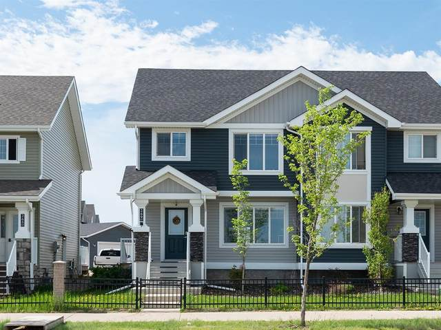 269 Callen Drive, Fort Mcmurray, AB T9K 0X8 (#A1120072) :: Calgary Homefinders